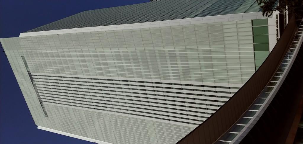 横浜市役所新庁舎